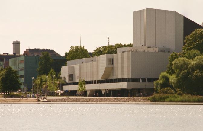 Finlandia House Concert Hall